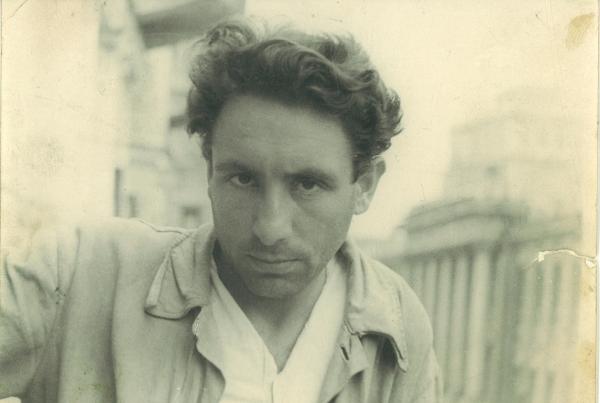 Фотопортреты Э.Неизвестного 60-70-ые гг.