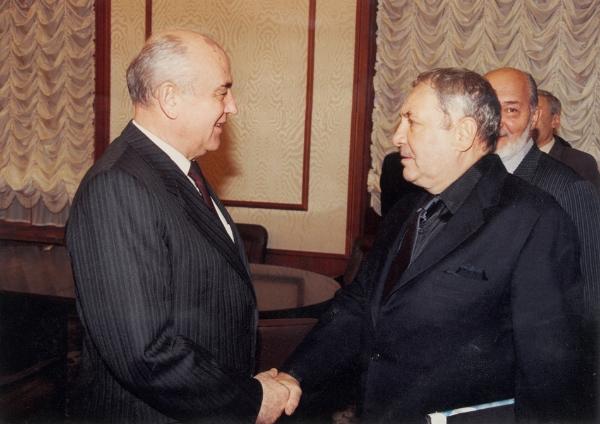 Современники: с Михаилом Горбачевым