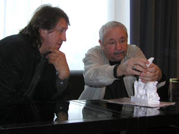 Современники: с Олегом Митяевым (2002 год)